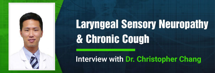 Interview with Dr Christopher Chang